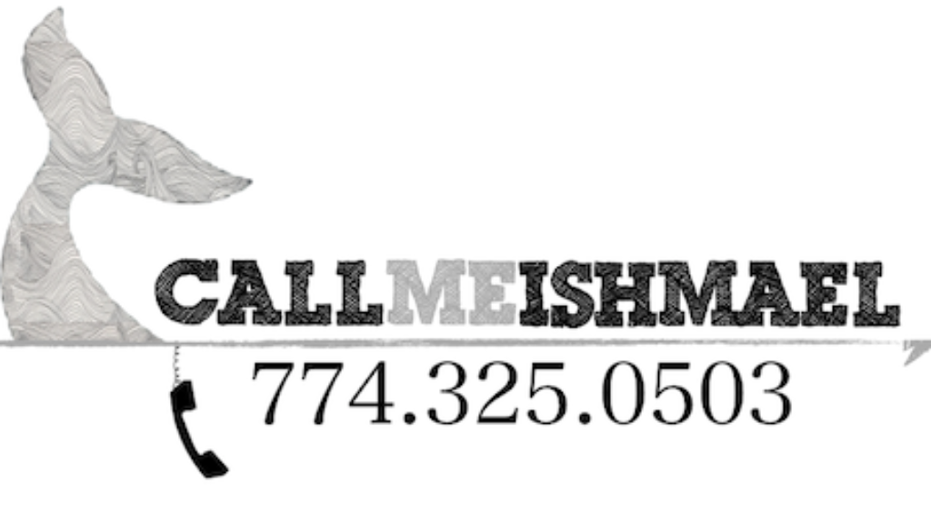 Call Me Ishmael final web logo